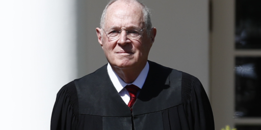 Once Again, Retirement Speculation Circles Around Justice Kennedy