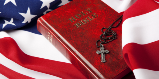 "Percentage Of Americans Professing ""No Religion"" On The Rise"