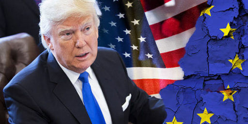Merkel: Europe Can No Longer Count On The United States
