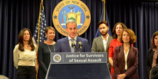 NY AG Eric Schneiderman Resigns After Sexual Assault Claims