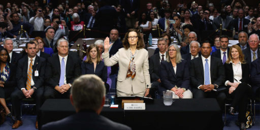 Gina Haspel Nomination To Be C.I.A. Director Has A Clear Path To Confirmation