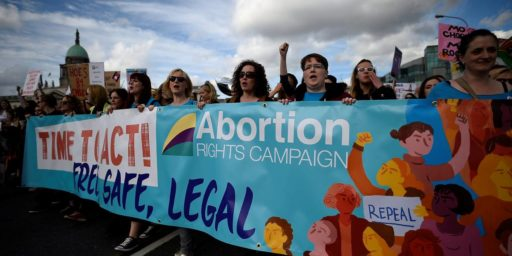 Ireland Set To Vote On Lifting Abortion Ban