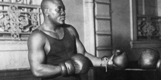 Jack Johnson, First Black Heavyweight Champion, Pardoned By President Trump