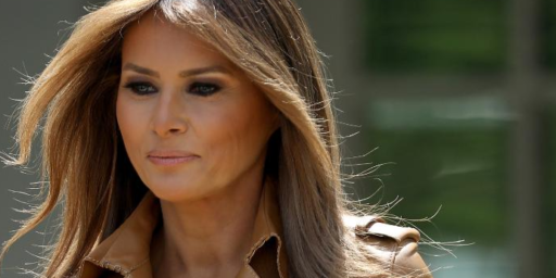 Melania Trump Undergoes Kidney Surgery, Will Be Hospitalized Until End Of Week