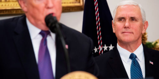 Pence And Trump Teams Clash As Pence Tries To Assert Control Of Republican Politics