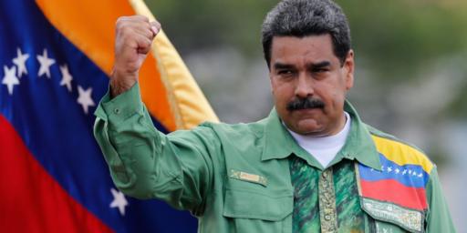 Pressuring Venezuela?