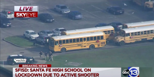 At Least Eight Dead, Multiple Injuries, In School Shooting At Texas High School