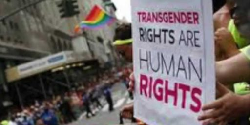 A Compromise On Transgender Rights?
