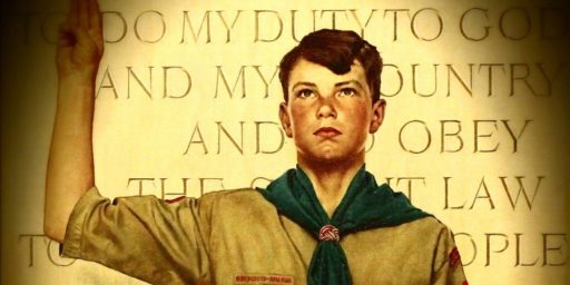 'Boy Scouts' Changing Name to 'Scouts'