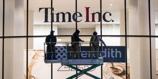 The Demise of Time Inc.