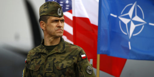 Poland Wants To Build 'Fort Trump,' We Should Just Say No