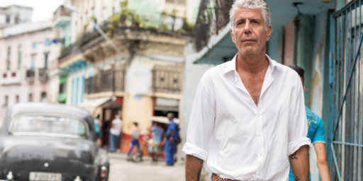 Anthony Bourdain: An Appreciation Of A Life Well Lived, And Cut Short Too Soon