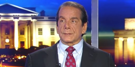 Charles Krauthammer Dies of Cancer, Aged 68