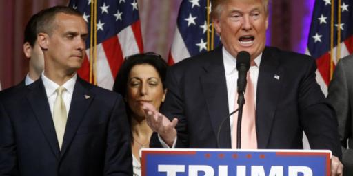 The Moral Depravity Of Trump Supporter Corey Lewandowski