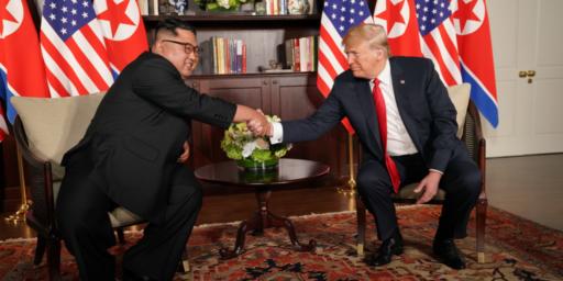 Kim Jong-Un Announces End Of Testing Moratorium