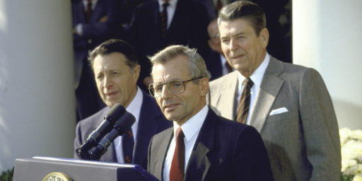 Former Defense Secretary Frank Carlucci Dies At 87