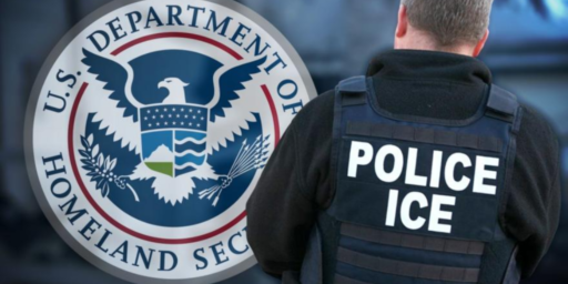 Abolish ICE? If You Do, It'll Just Be Replaced By Another Agency