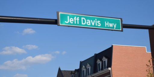 Alexandria Renames 'Jefferson Davis Highway' to 'Richmond Highway'