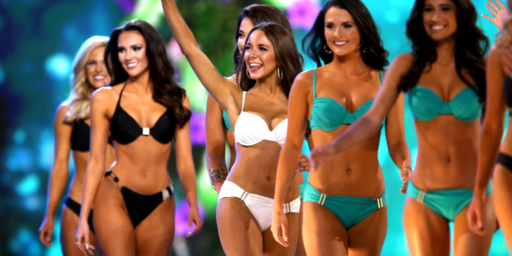 Miss America Pageant Ends Swimsuit Competition