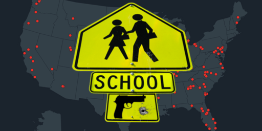 Commission Set Up To Examine School Shootings Won't Look At Role Of Guns