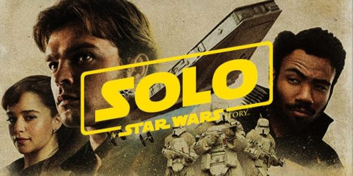 A Contrarian View of 'Solo'
