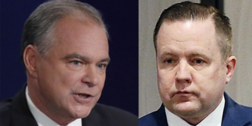 Tim Kaine Crushing Corey Stewart In New Virginia Senate Poll