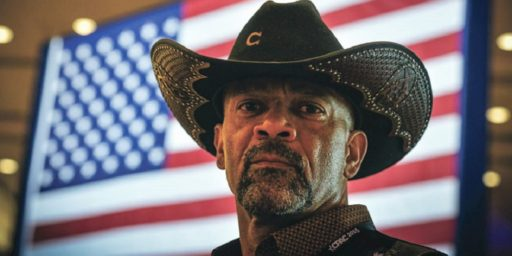 David Clarke Gets to Keep His Masters Degree