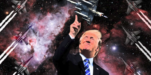 Trump Announces 'Space Force.' Now What?