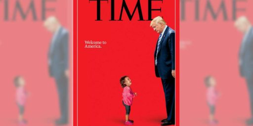 TIME 'Crying Girl' Cover's Truthiness