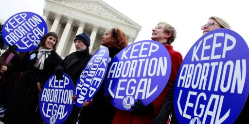 Another Poll Shows Majority Opposes Overruling <em>Roe v. Wade</em>
