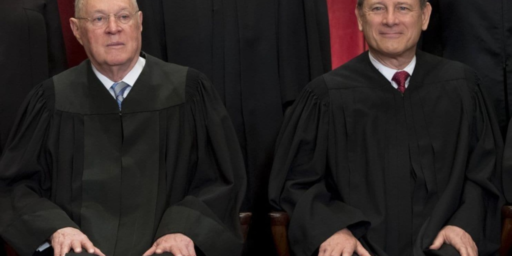 John Roberts: The New Center Of The Roberts Court?