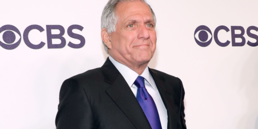 CBS Chairman And CEO Les Moonves Accused Of Sexual Misconduct