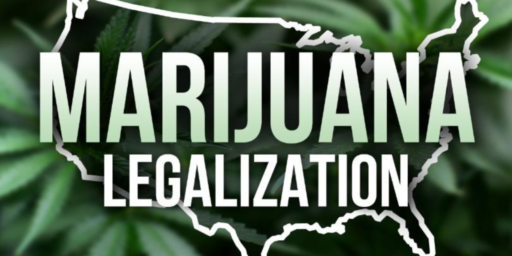 Support For Marijuana Legalization Continues To Be High