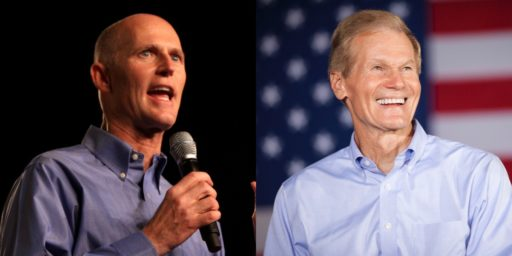 Rick Scott's Primary Win Sets Up Highly Anticipated Race Against Bill Nelson
