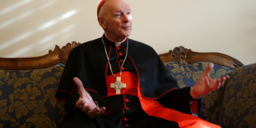 Cardinal Theodore McCarrick Resigns As Sexual Abuse Allegations Mount