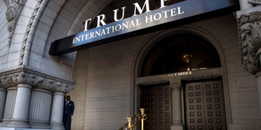 Federal Judge Allows Emoluments Suit Against Trump To Proceed In Historic Ruling