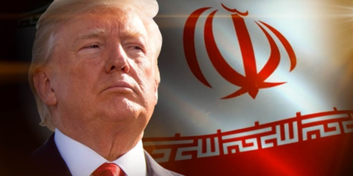 Trump Imposes New Sanctions On Iran. They Won't Work.