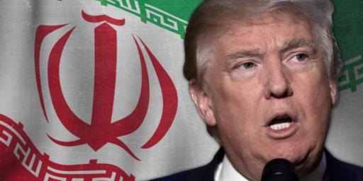 Trump's Goes Off On Insane Late Night Iran Tirade