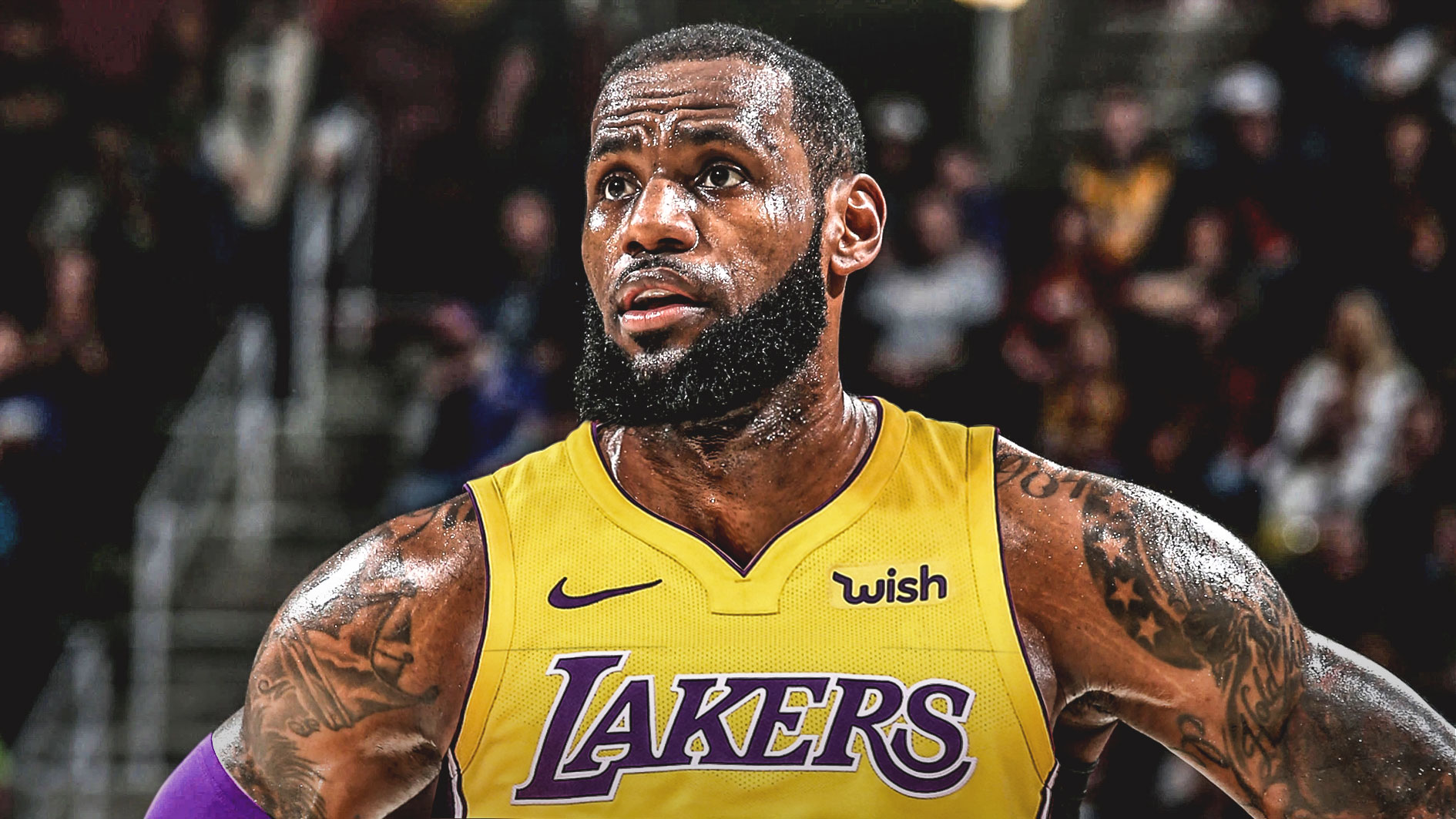 new style 4b526 dab91 LeBron James Joins the Lakers