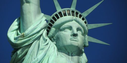 Protest Shuts Down Statue of Liberty on July 4th