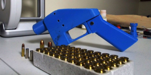 Federal Judge Blocks Release Of Plans For 3-D Printable Guns