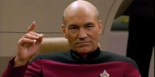 Patrick Stewart To Reprise Role As Captain Jean-Luc Picard In New <em>Star Trek</em> Series