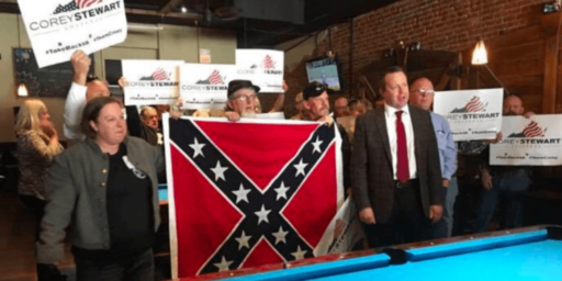 Corey Stewart Caught Praising The Confederacy In 2017 Campaign Video
