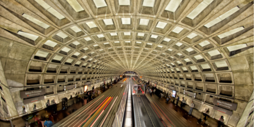 D.C. Metro Scraps Plan For Private Train Cars For White Supremacist Rally