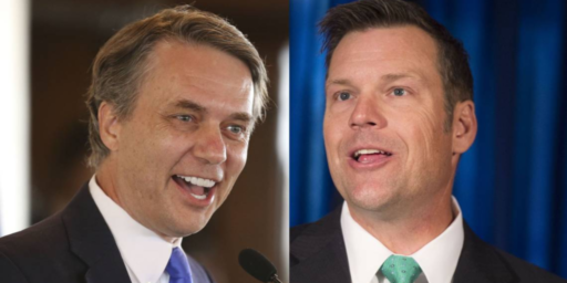 Kansas Governor Concedes GOP Nomination To Kris Kobach