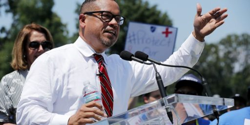 Keith Ellison Falling Behind In Race For Minnesota Attorney General