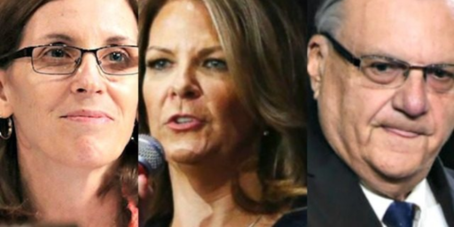 In Arizona, Kelli Ward Sticks Her Foot In Her Mouth On Eve Of Primary