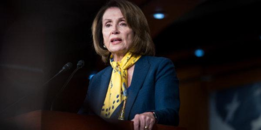 Nancy Pelosi Facing Opposition In Bid To Return As Speaker Of The House