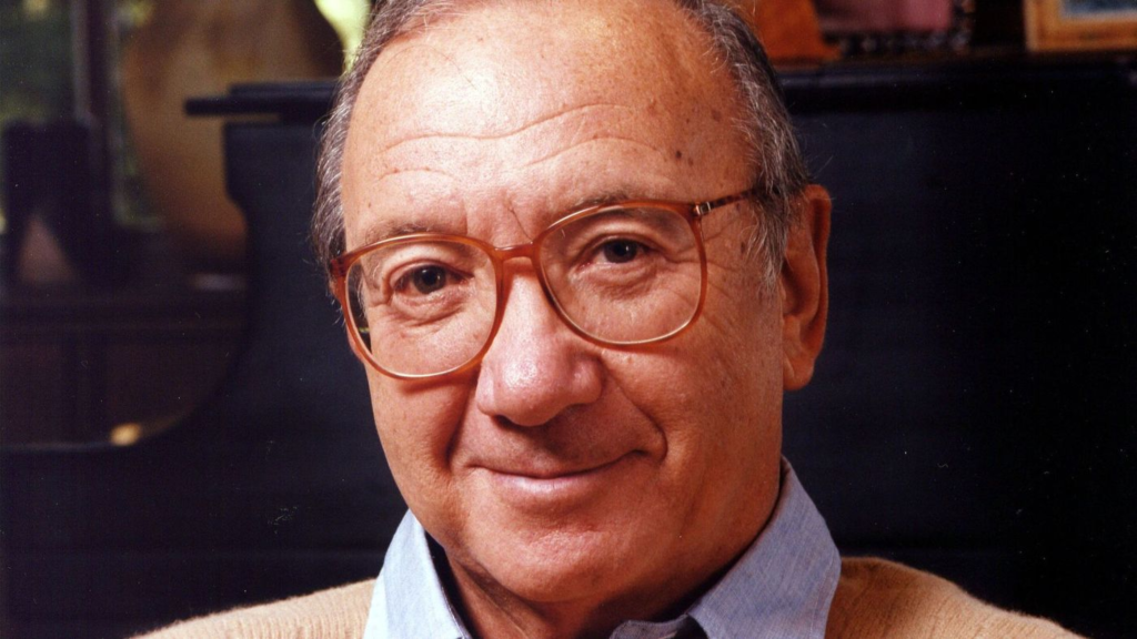 img NEIL SIMON, American Playwright