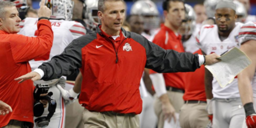 Ohio State Suspends Urban Meyer Three Games Amid Assistant Coach Abuse Scandal